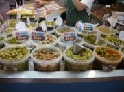 multiple olives