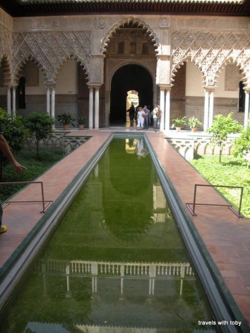 Patio de las Doncellas, Real Alcázar, Sevilla