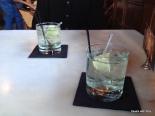 gin gimlets