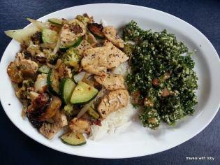 my lunch-Babani's