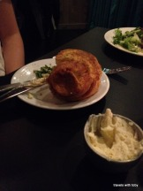 the popovers were amazing!