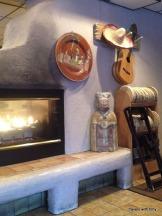nice, warm fire, ah....