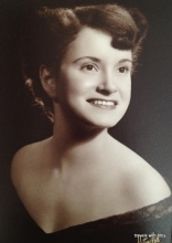 same aunt as previous photo, just a little older