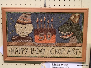 crop art is 50 years old-MN state fair