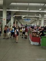 Grandstand shopping