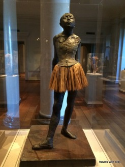 Little Dancer by Degas, National Gallery of Art
