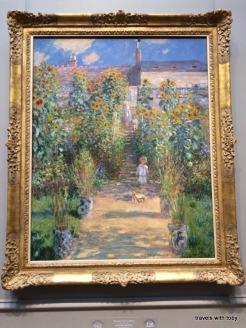 a famous Monet