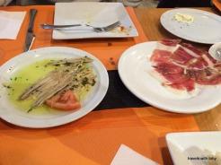 tapas in Málaga