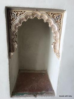 Alcazaba detail