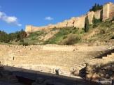 Alcazaba y teatro romano, Málaga