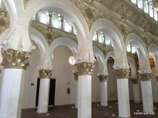 Santa Maria La Blanca, Toledo
