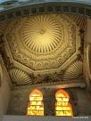 beautiful ceiling, Santa Maria La Blanca, Toledo, Spain
