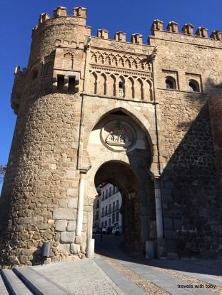 Puerta del Sol, Toledo