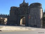 Puerta Bisagra, Toledo