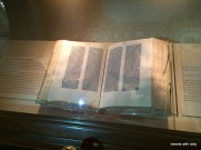 Gutenburg bible