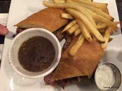 hubby's French dip