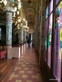 corridor on balcony level