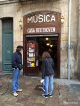 cool old music store