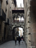 mini skyway? (Barcelona)