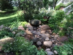 another beautiful rock garden