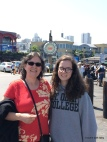 at Fisherman's Wharf