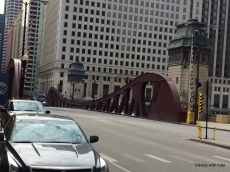 cool Clark Street bridge