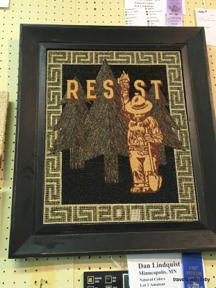 MN State Fair-RESIST(crop art)