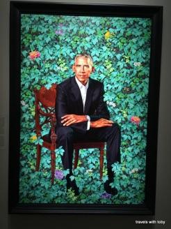 Barack Obama-National Portrait Gallery