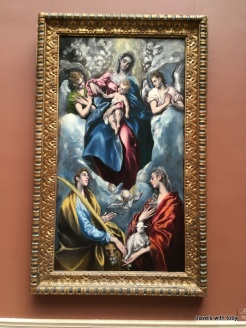 El Greco-National Gallery of Art