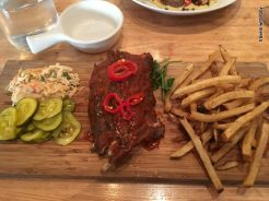 Morracan spiced baby back ribs-The Pig