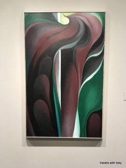 O'Keeffe - National Gallery of Art East Building
