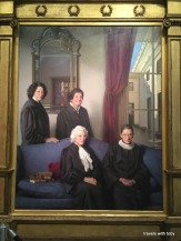 the four female justices
