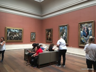 I found the El Greco room!