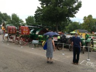 looks like we found a tractor museum