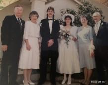 John and Toby wedding 1991