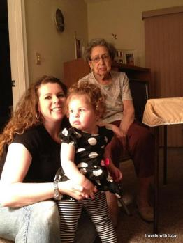 great granddaughter harper 2012