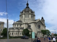 St. Paul Cathedral-where Summit Avenue walking tour ends