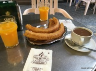 Casa Aranda-best churros in Málaga