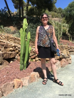 cactus - Jardín Botánico