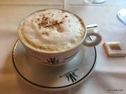 Cappuccino - Café Varela, Madrid
