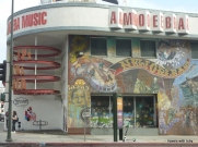 Amoeba Music(SWH photo)