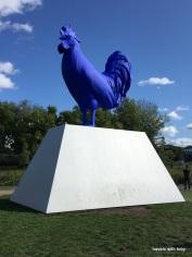 Hahn/Cock - Katharina Fritsch
