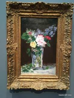 Manet captured water so well!(Getty Center Los Angeles)