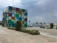 Pompidou Museum, Málaga