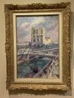 Notre Dame, 1899 - Maximilien Luce