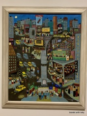 Street of Dreams(Broadway and Times Square) - Ralph Fasanella