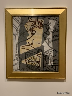 Woman in an Armchair - Picasso